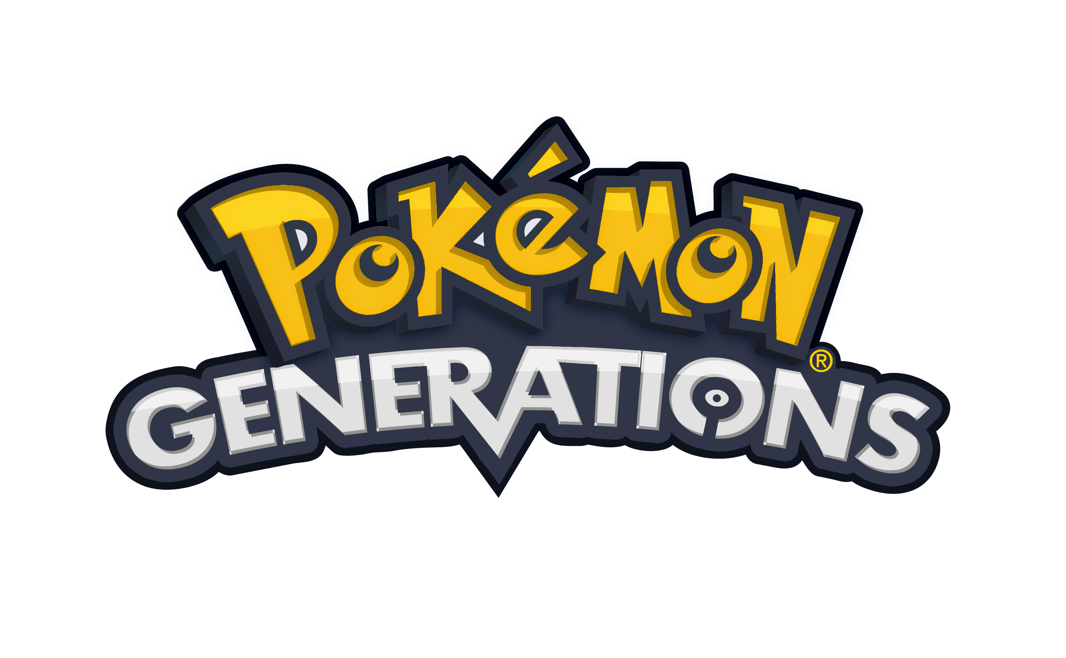 Pokemon Logo Transparent Images