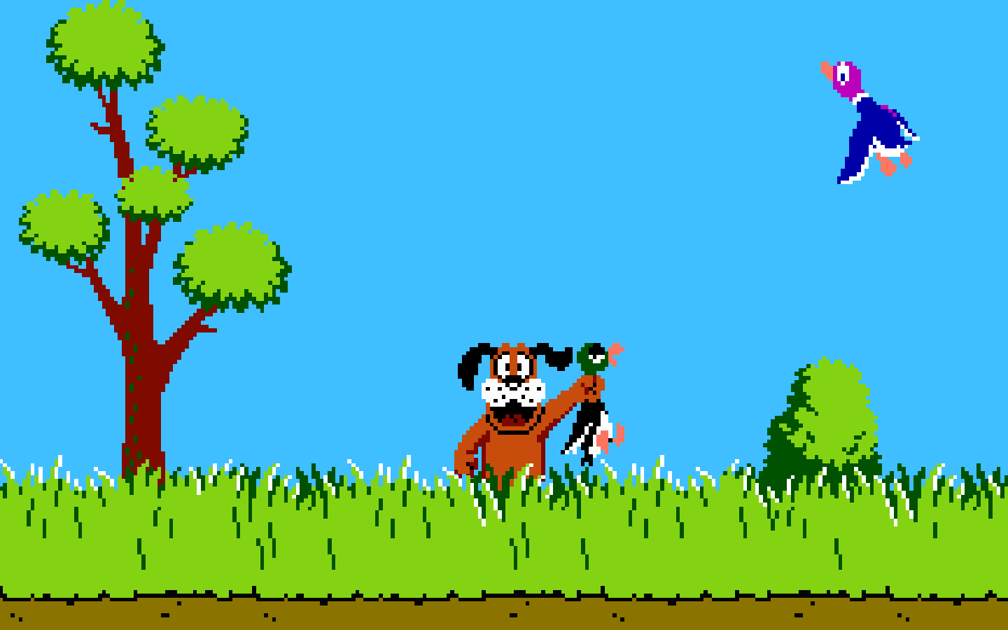 Duck Hunt the game