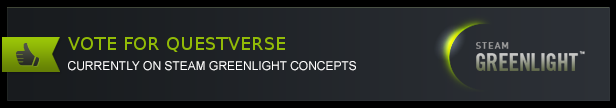 Vote for Questverse on Greenlight!