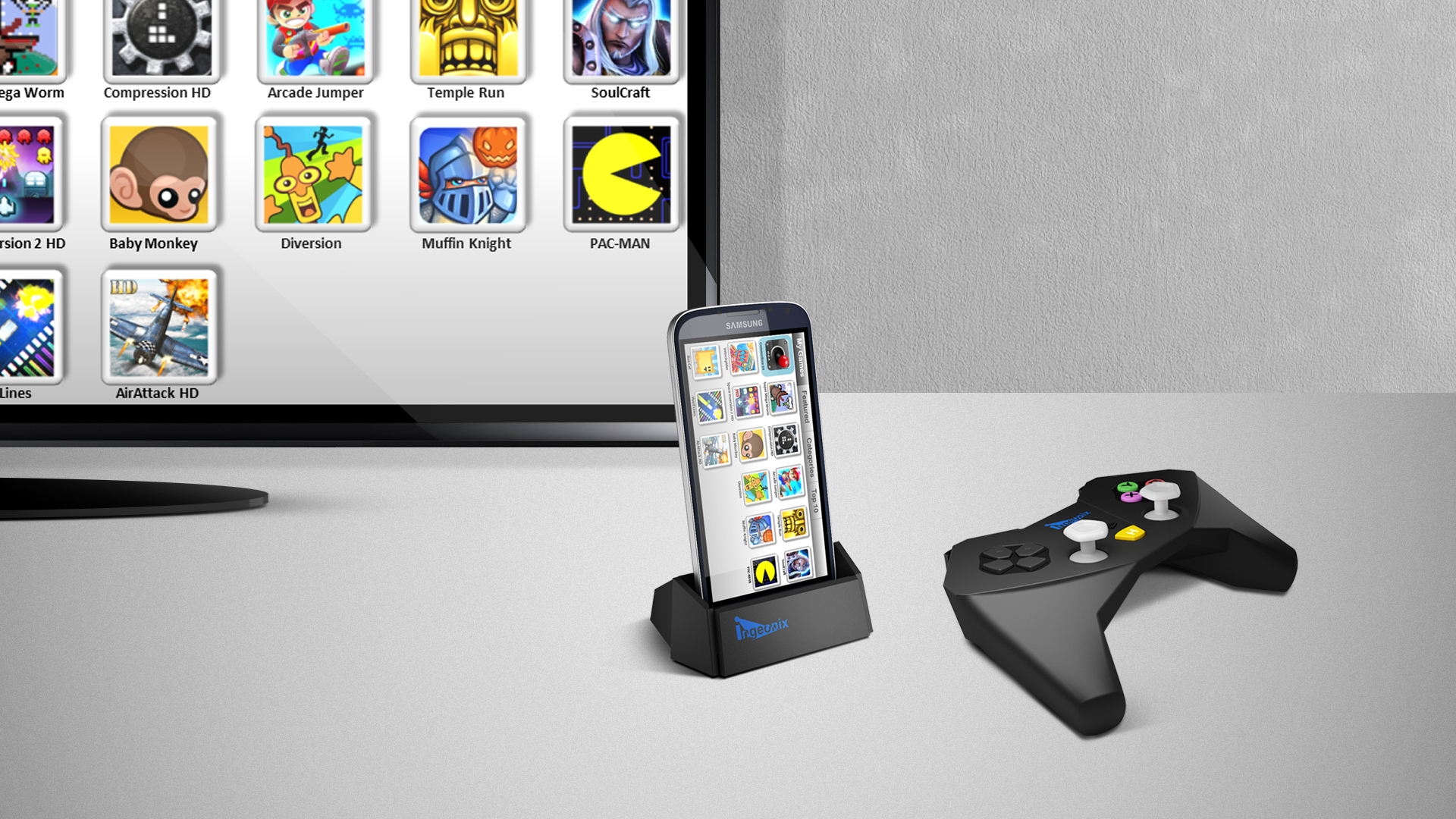 Home Design Game App For Android Ingeo Turn Your Phone Into A Tv Game Console News