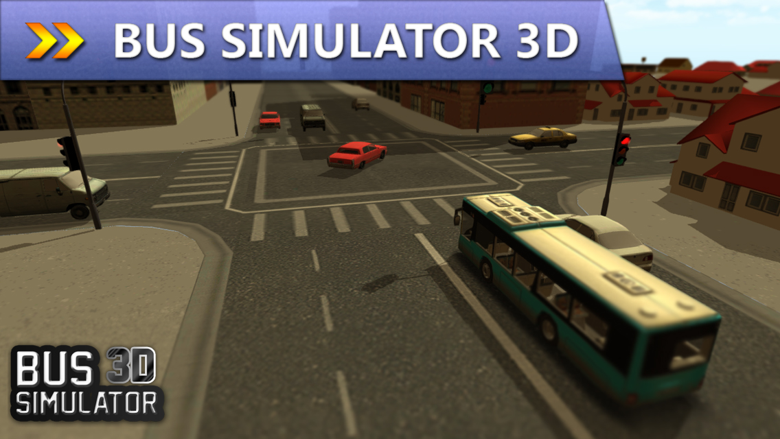 Bus simulator 3d mobile ios ipad android game indie db for Simulatore 3d