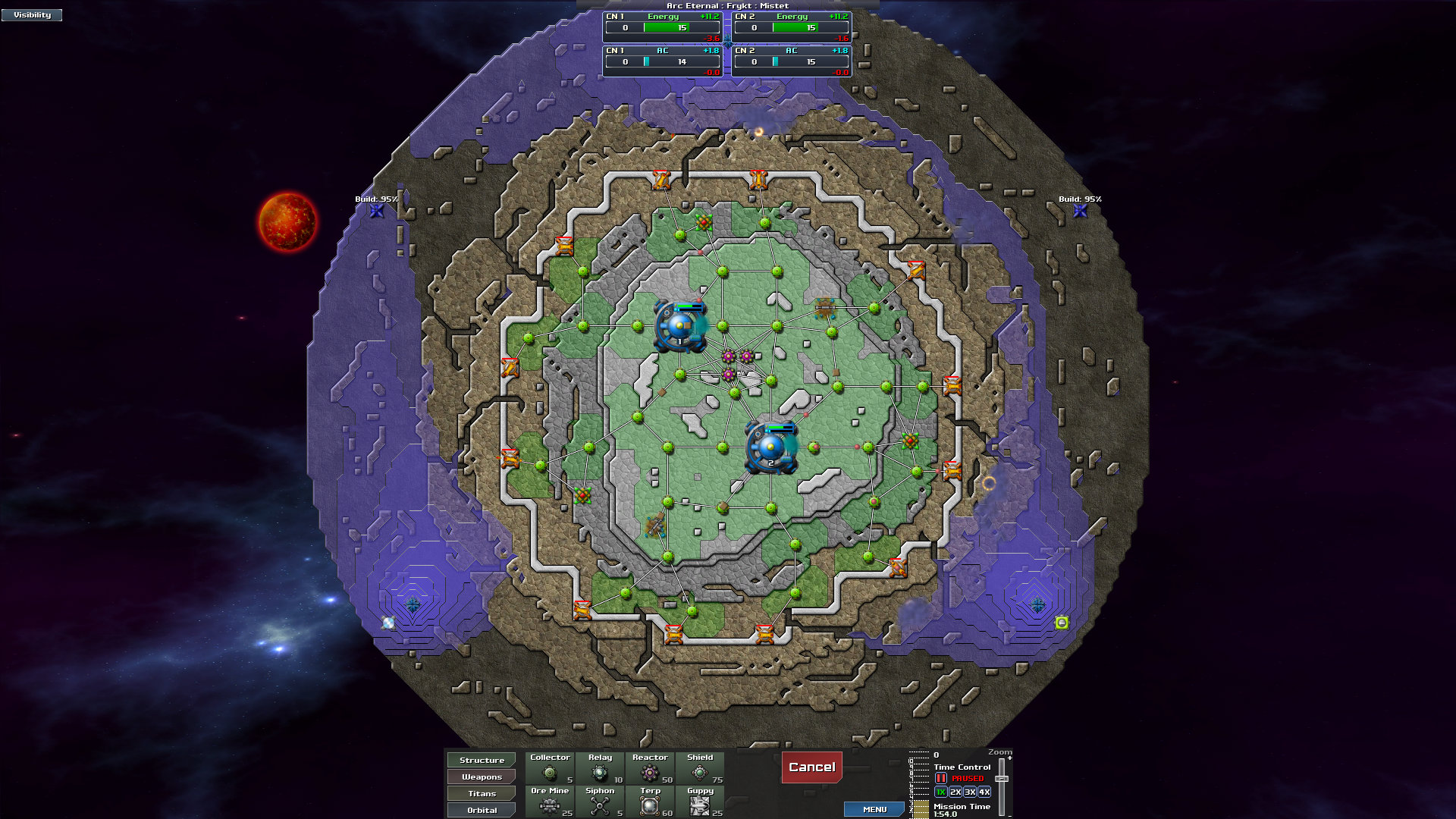 Round Map in CW3