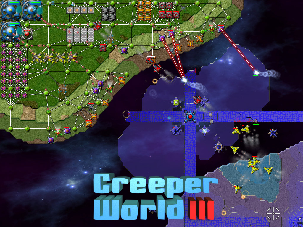 Creeper world 3 launched news indie db gumiabroncs Choice Image