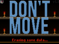 Don't Move v1.1 Update Images
