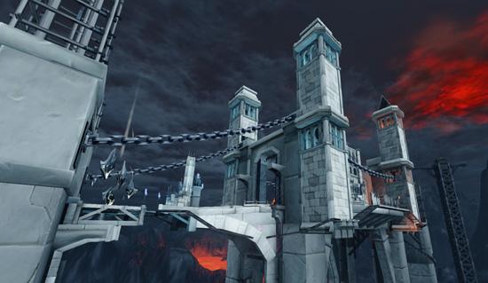 New Map - The Bridge