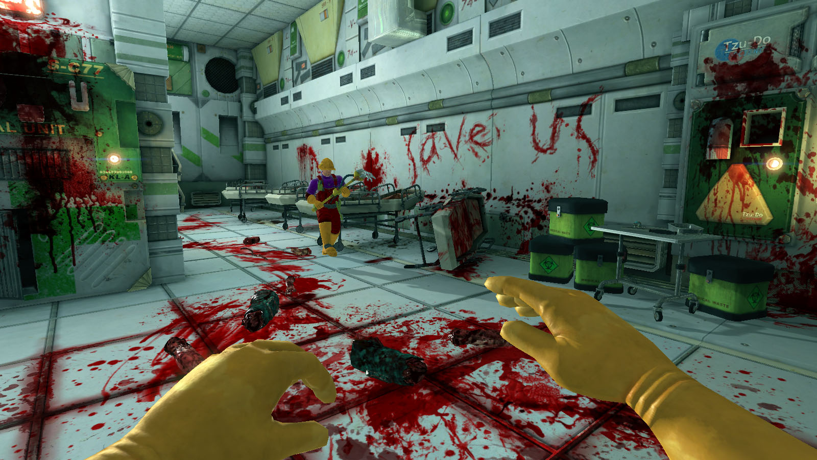 Viscera cleanup detail guide