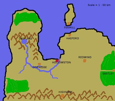Altiria map