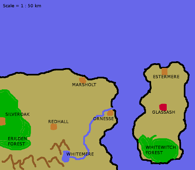 Belirium map
