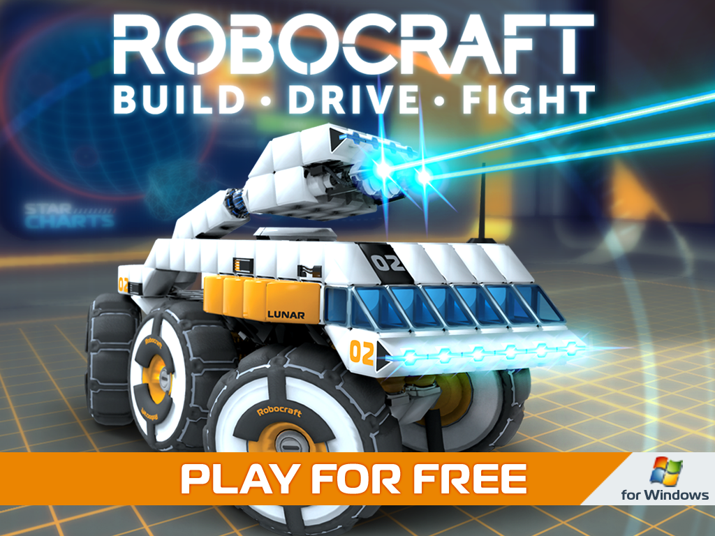 Robocraft: World of Tanks meets Minecraft - BUILD YOUR OWN ...