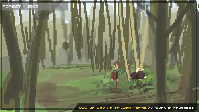 Doctor Who FanGame Day Of The Doctor Rabbit Scene