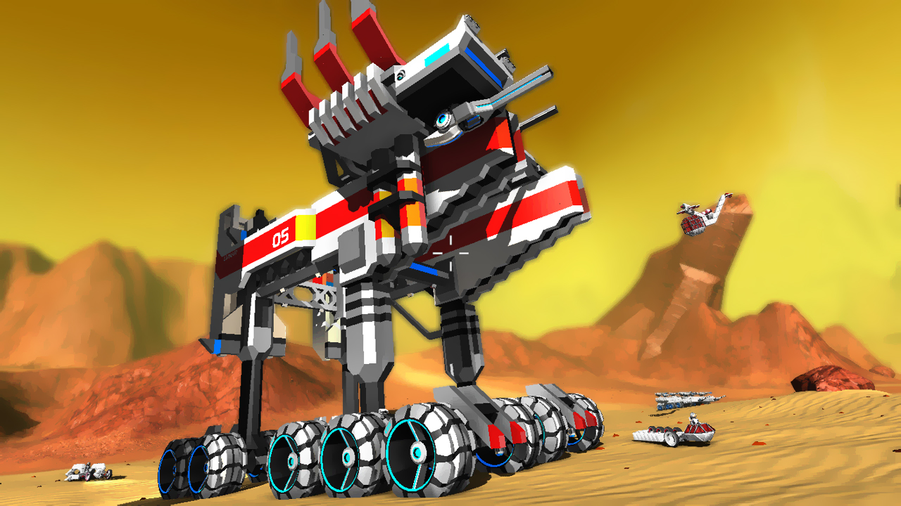 Megabots coming to Robocraft in 2014 news - Indie DB