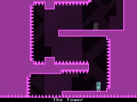 VVVVVV Screenshot