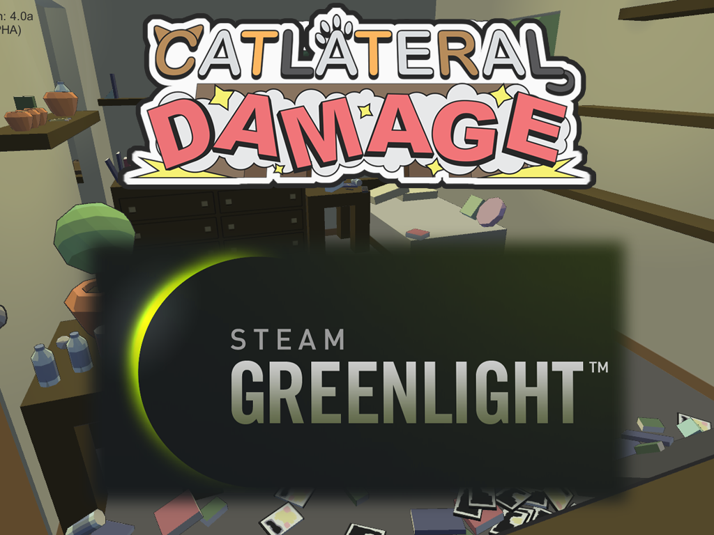 how to put games on steam greenlight