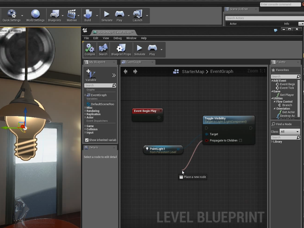 Ue4 blueprint tutorial unreal engine 4 indie db malvernweather Image collections