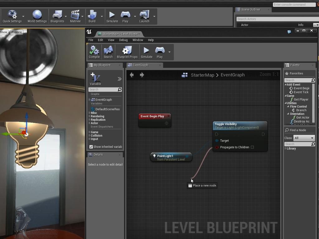 Ue4 blueprint tutorial unreal engine 4 indie db malvernweather Gallery