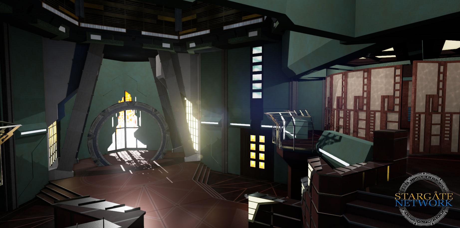 Stargate Network: Awakening (Atlantis mod)