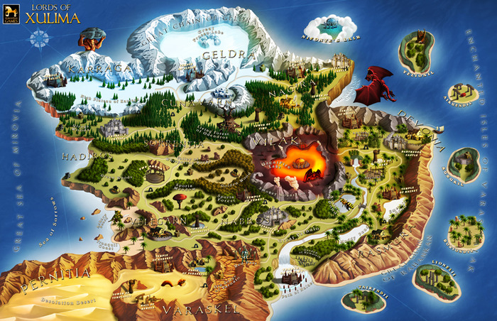 Video game maps page 3 neogaf click to expand gumiabroncs Gallery