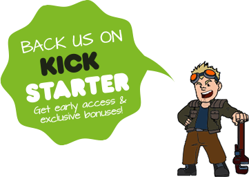 Back us on Kickstarter!