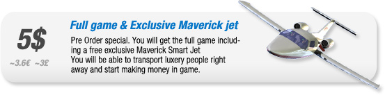 Full game & Exclusive Maverick Jet