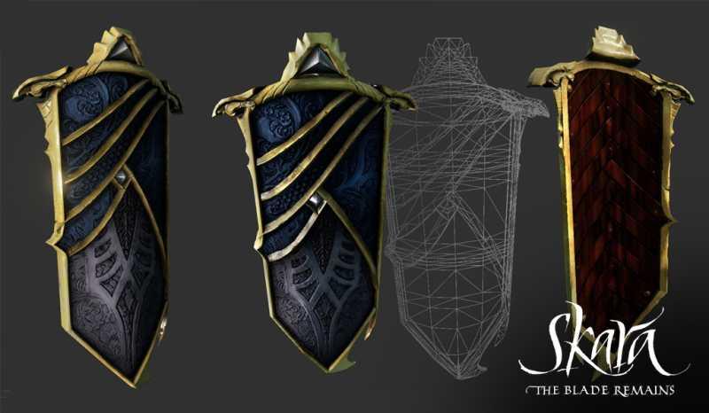 Durno light armor 3D model news - Mod DB
