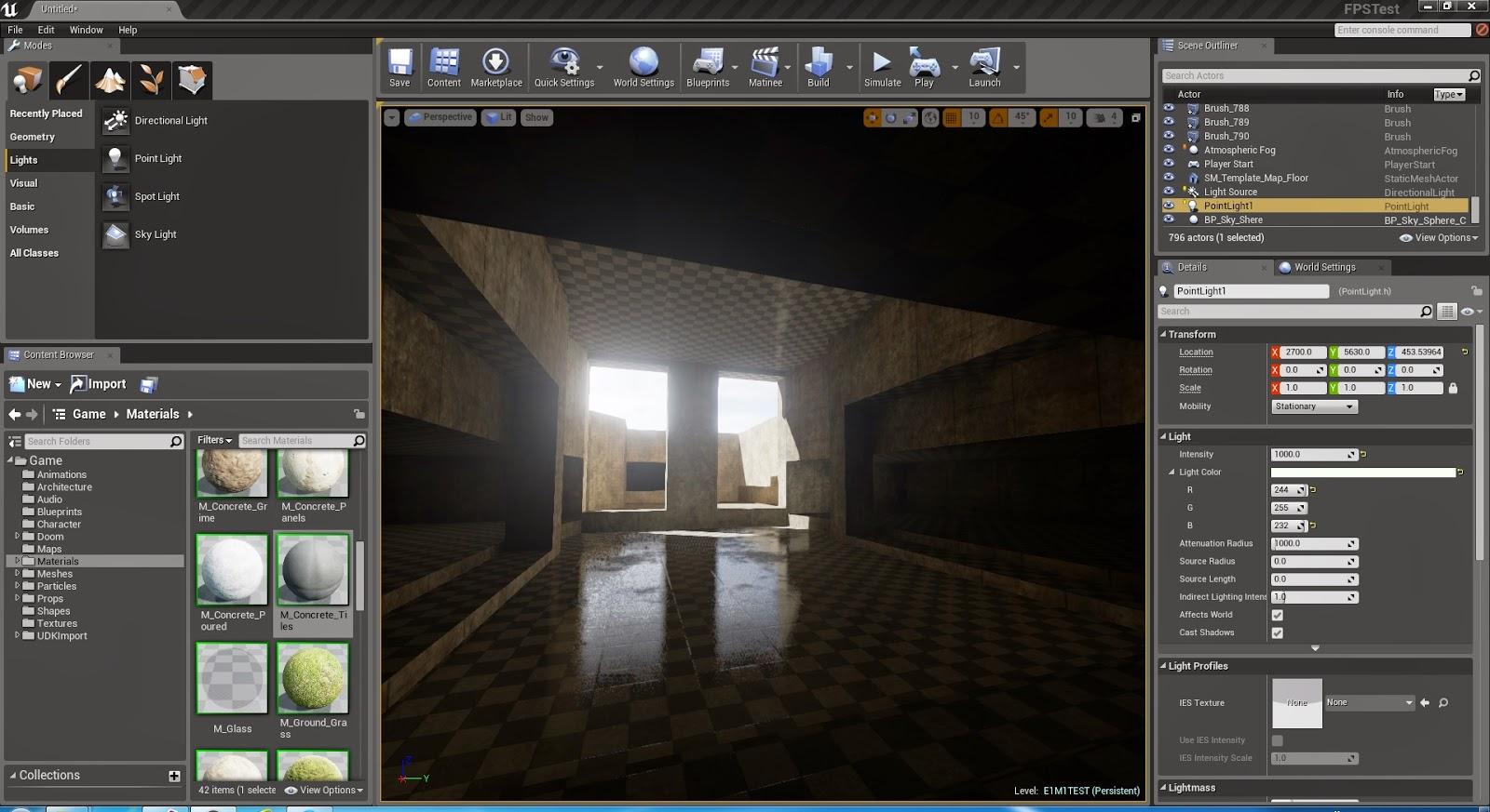 Updating to Unreal Engine 4! news - UDK Doom - Mod DB