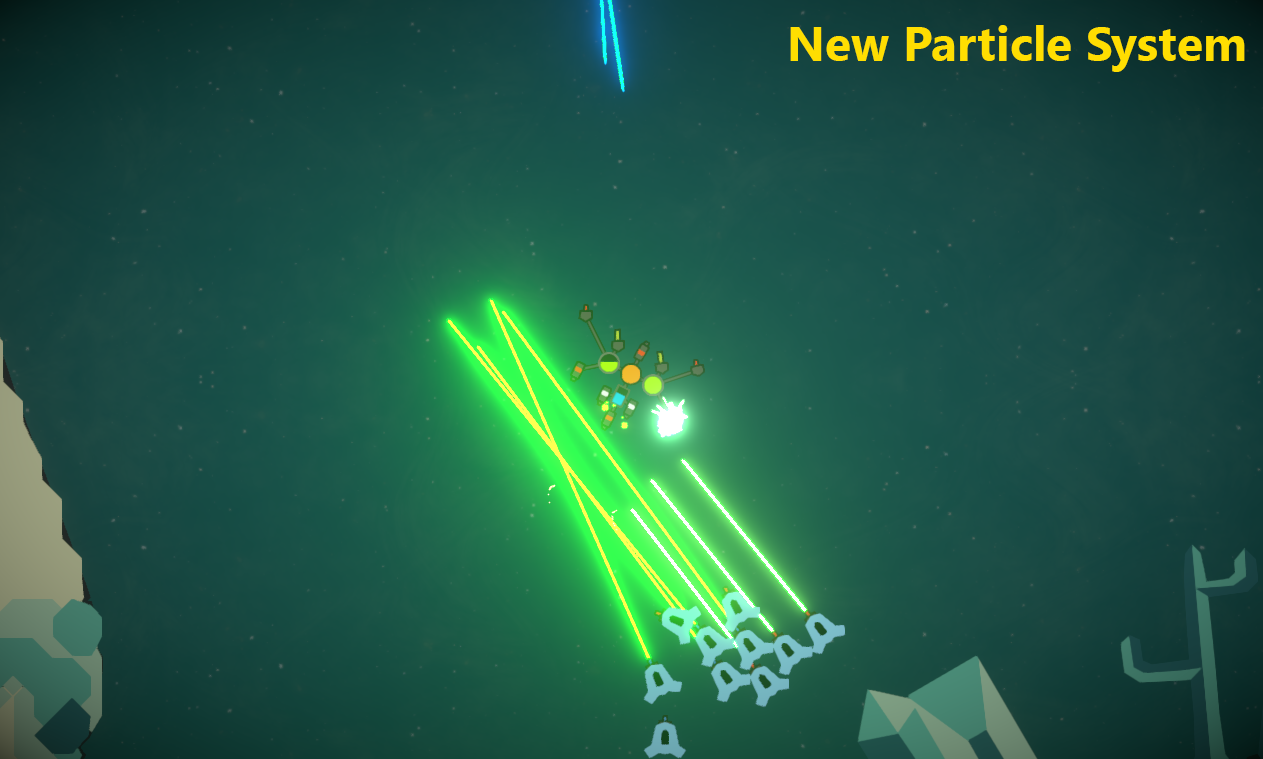 A Glow In The Dark news - Nimbatus - The Space Drone Constructor