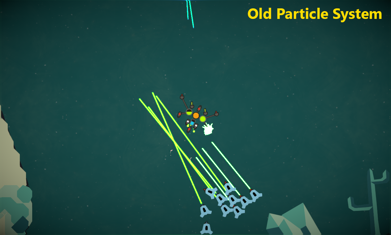 OldParticles