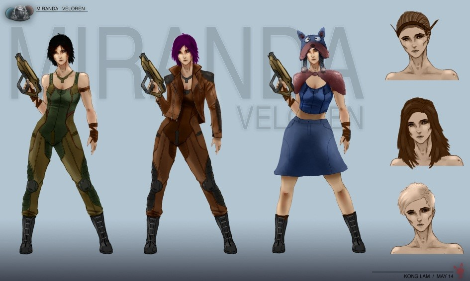 Miranda Work-in-Progress
