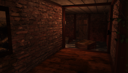Wooden Floor - New Materials