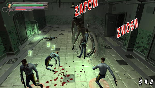 New Bain's Redemption Screenshot