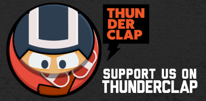 Support Across the Table - Hockey on Thunderclap