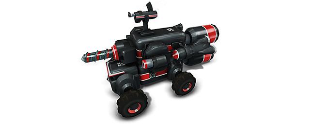 TerraTech Kickstarter Mining Crew Foreman skin