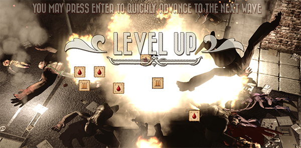 survive levelup