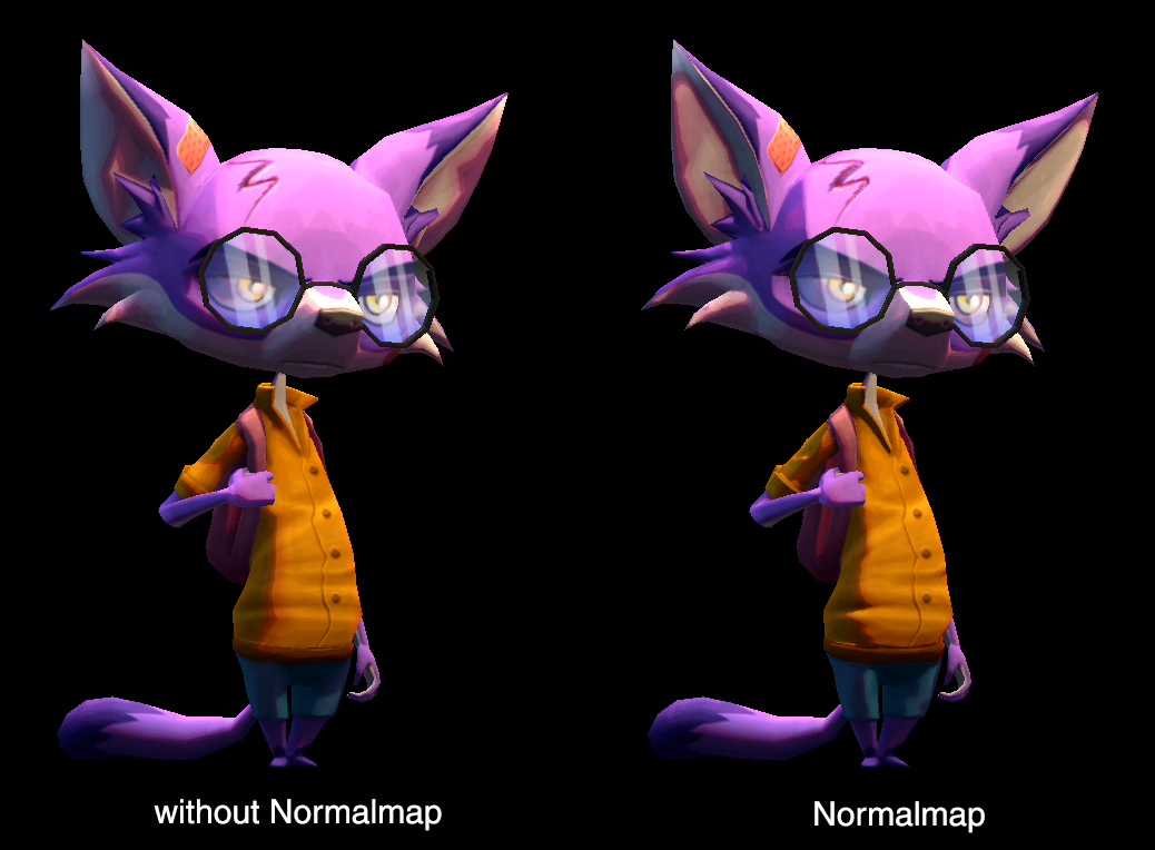 Cartoon Characters Unity : Discover our character rendering shader pipeline news