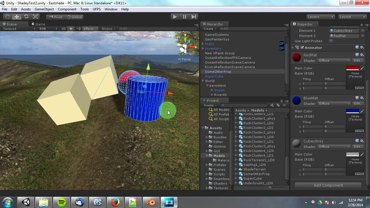 Unity Simple Export Addon for Blender tutorial - Eastshade