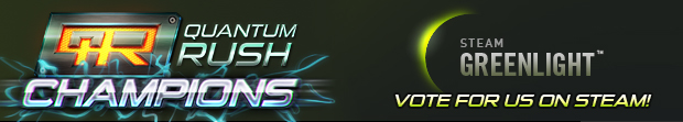 qr champions greenlight banner