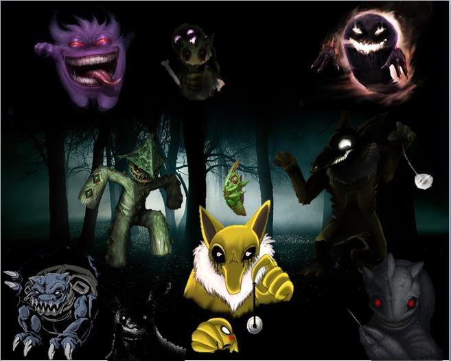 Evil Hypno Pokemon Images | Pokemon Images