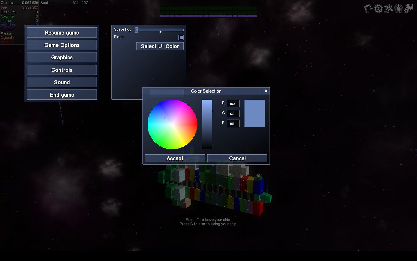 Choosing UI Colors