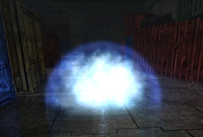 EMP explosion!