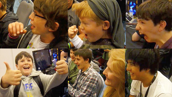 BFF or Die Player Reactions at Insomnia 52