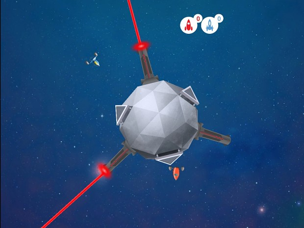 New Laser Sphere multiplayer level
