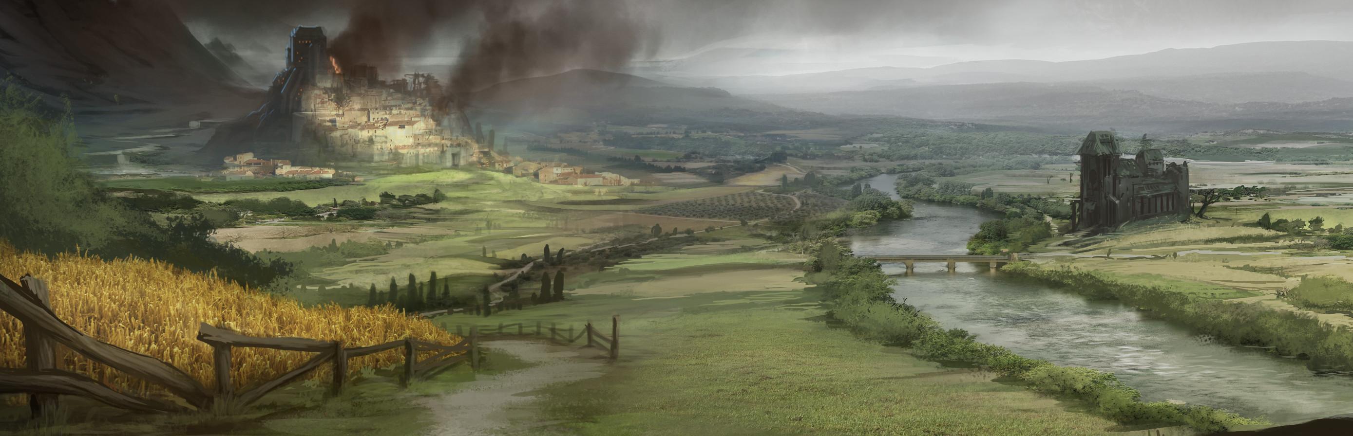 Battle Brothers Landscape Article Header