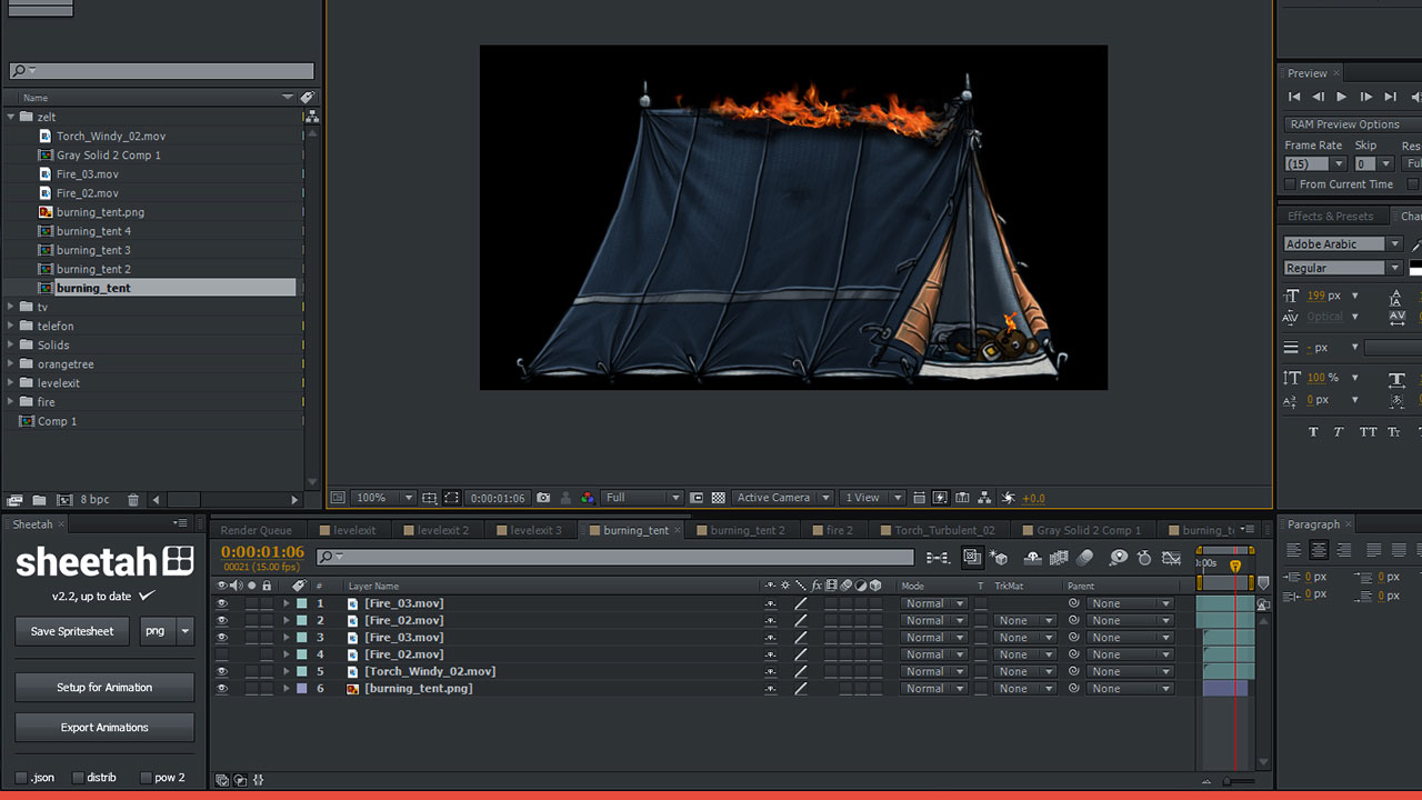Export Json File From After Effects