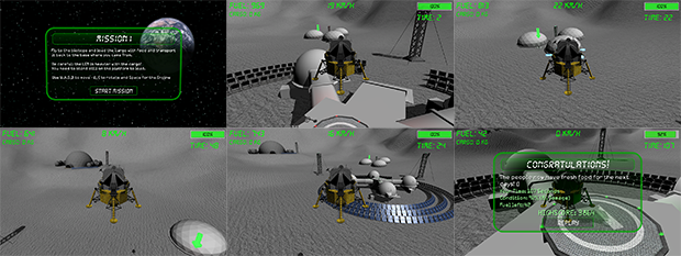 preAlpha Demo Mission 1