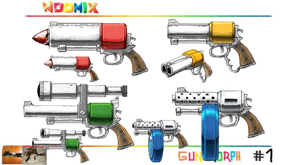 the 4 guns (2012)