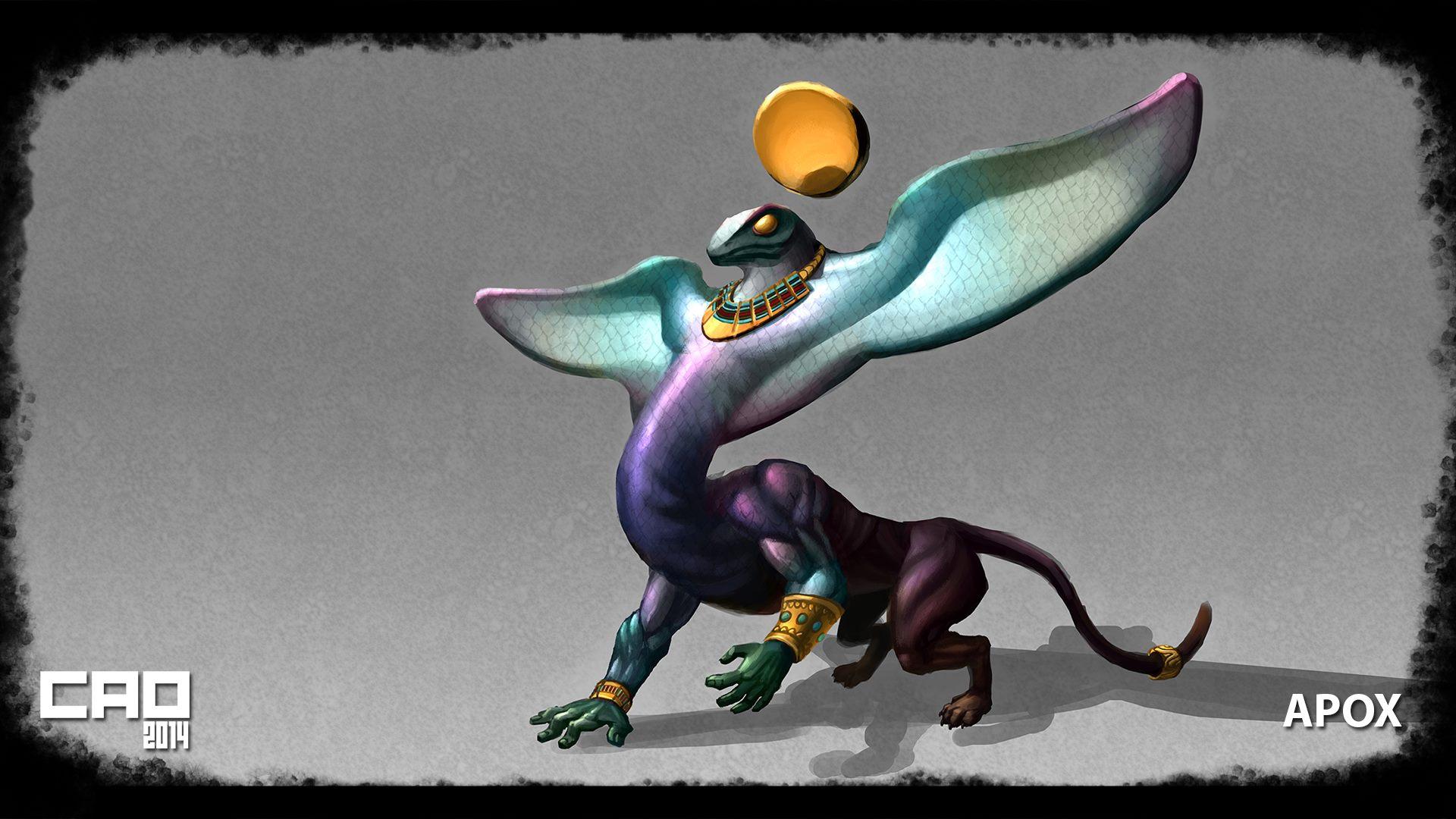 The Apox - Guardian of the Nexus Between Worlds