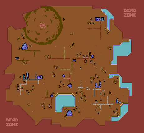 Maps and Subways news - Dustbowl - A Wasteland Adventure - Mod DB Dustbowl Map on