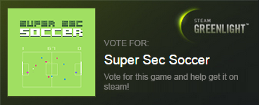 Super Sec Soccer on Greenlight