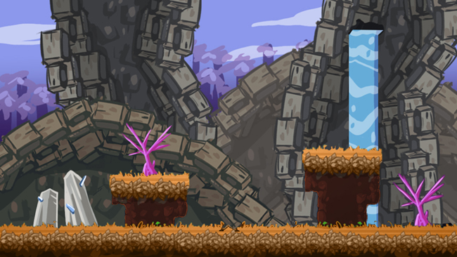 Greedy Guns level mockup 3