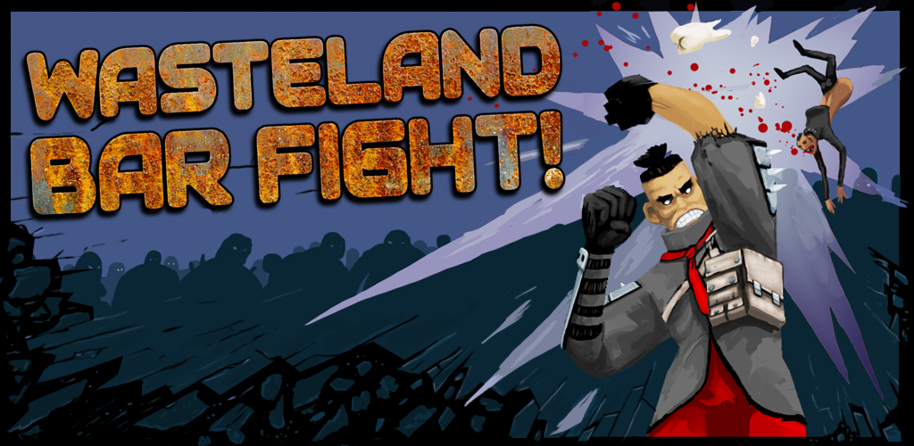 Wasteland Bar Fight Soft Launch